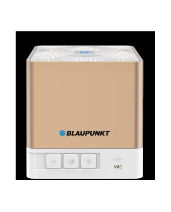 Blaupunkt Głośnik bluetooth BT02GOLD, FM PLL SD/USB/AUX, złoty