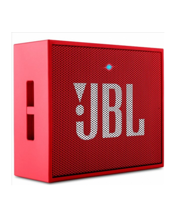 JBL GO czerwony