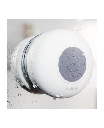 LOGILINK - Bezprzewodowy głośnik prysznicowy