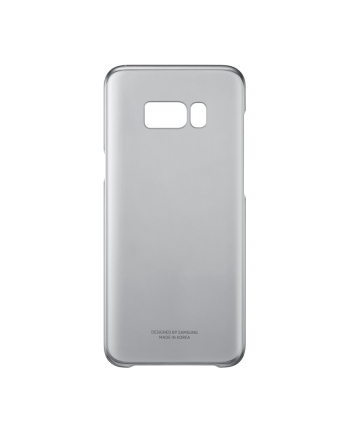 Samsung Clear Cover Galaxy S8+ Black