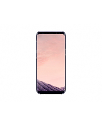 Samsung Clear Cover Galaxy S8+ Violet