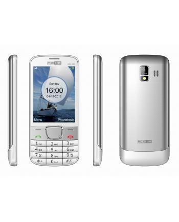 MaxCom MM320, Telefon Komórkowy 3.2 cala wyśw, Biały