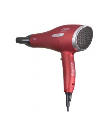 Suszarka do włosów AEG HT 5580 czerwona