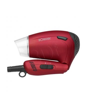 Suszarka Boman HTD 8005 (1300W/czerwony)