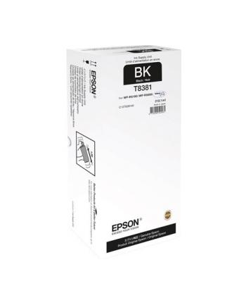 Epson Tusz T8381 BLACK  XL 318ml do WF-R5190/R5690