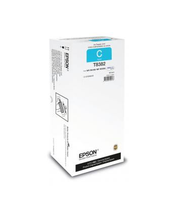 Epson Tusz T8382 CYAN XL  167.4ml do WF-R5190/R5690