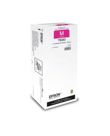 Epson Tusz T8383 MAGENTA XL  167.4ml do WF-R5190/R5690