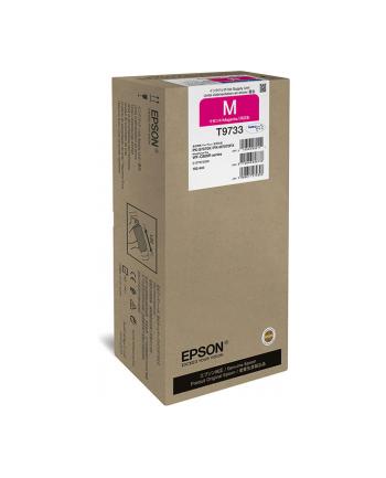 Epson Tusz T9733 MAGENTA 192.4ml do serii WF-C869Rxx