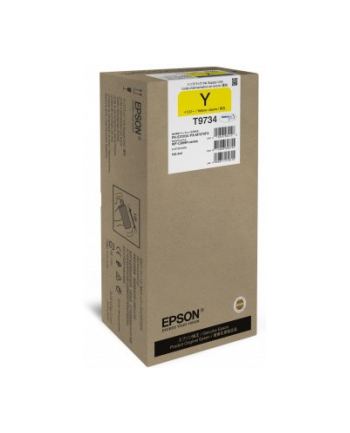 Epson Tusz T9734 YELLOW 192.4ml do serii WF-C869Rxx