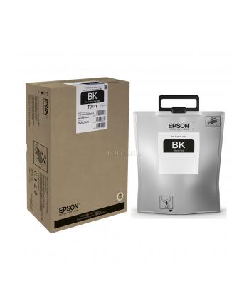 Epson Tusz T9741 BLACK 1520.5ml do serii WF-C869Rxx