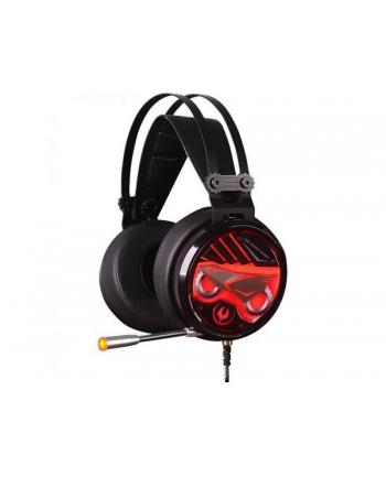 Słuchawki z mikrofonem A4-Tech Gaming  Bloody M630 Black USB