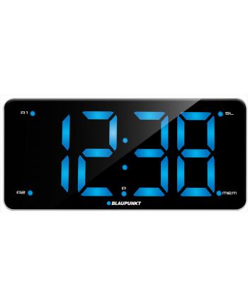 Radiobudzik Blaupunkt CR15WH , FM PLL, Ładowanie USB, Wyświetlacz LED 3''