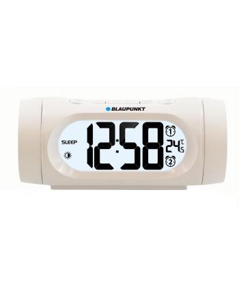 Radiobudzik Blaupunkt CR9WH, FM PLL, USB charging, Temperatura wew.