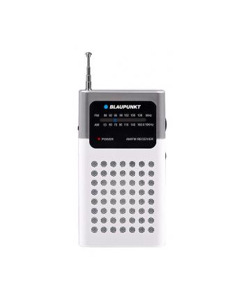 Blaupunkt Radio kieszonkowe PR4WH AM/FM | białe