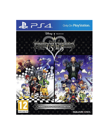Square Enix Gra PS4 KINGDOM HEARTS 1.5 & 2.5 EN