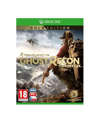 Ubi Soft Gra Xbox ONE Ghost Recon Wildlands Glod