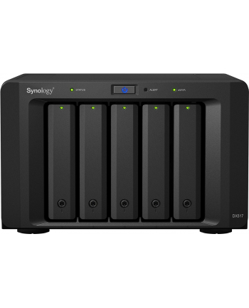 Synology DX517 półka 5x0HDD Tower