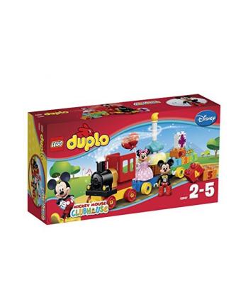 LEGO DUPLO Parada urodzinowa Myszki Miki i Minnie 10597