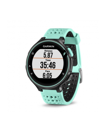 Zegarek sportowy Garmin Forerunner 235 (czar-nieb)