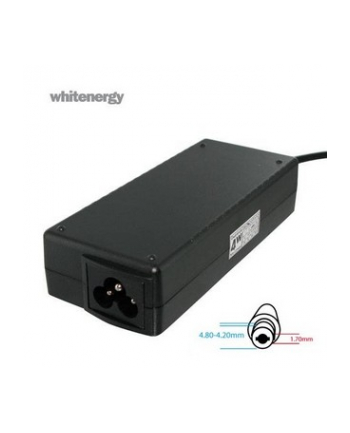 Whitenergy zasilacz 19V/4.74A 90W wtyczka 4.8-4.2x1.7 mm HP Compaq