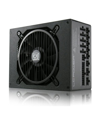 LC POWER Zasilacz LC-POWER 1000W LC1000 V2.4 135mm 8xPCI-E 9xSATA 80+PLATINUM