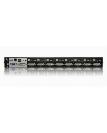 Przełącznik KVM ATEN CS1768 8-port DVI/USB/Audio