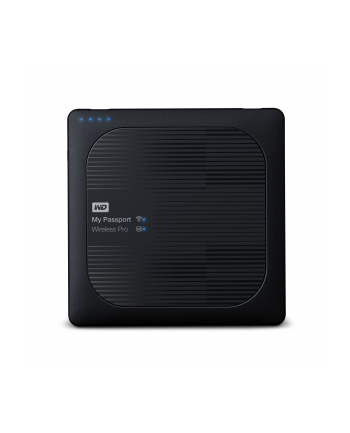 WESTERN DIGITAL Dysk WD My Passport Wireless Pro 1TB WiFi AC, SD, USB 3.0, Black