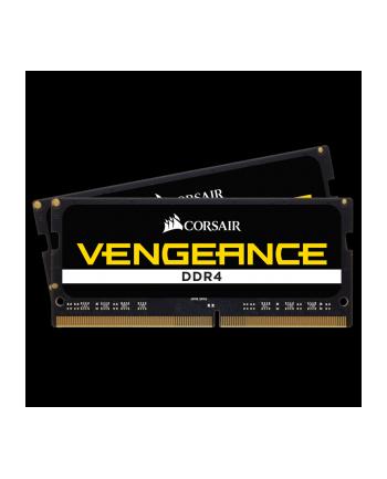 Pamięć DDR4 SODIMM Corsair Vengeance 32GB (2x16GB) 2400MHz CL16 1.20V XMP 2.0
