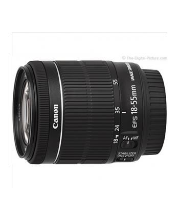 Canon EF-S 18-55MM 4-5.6IS STM 1620C005AA