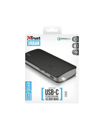 Trust Omni  Ultra fast power bank