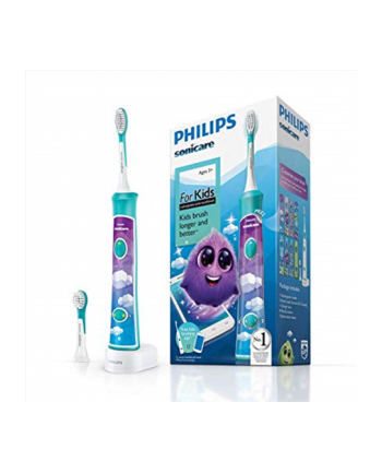 Szczoteczka soniczna Philips HX6322/04 (aqua)