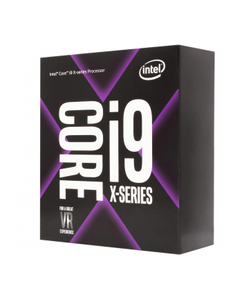Procesor Intel Core i9-7900X 3,3 GHz Socket 2066 BOX (Skylake-X)