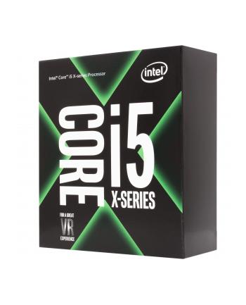 Procesor Intel Core i5-7640X 4,0 GHz Socket 2066  BOX (Kaby Lake-X)