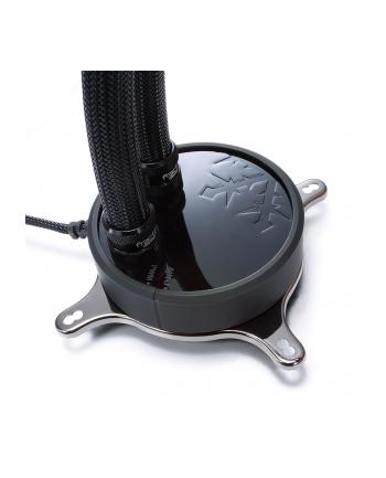 Fractal Design Celsius S24 Black chłodzenie wodne