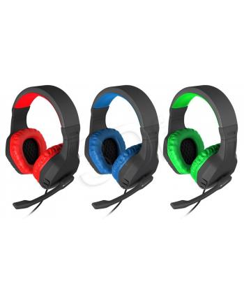 NATEC Słuchawki dla graczy Genesis Argon 200 czarne
