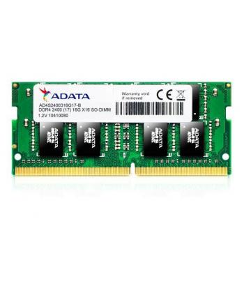 Adata Premier DDR4 2400 SO-DIMM 8GB CL17 Bulk
