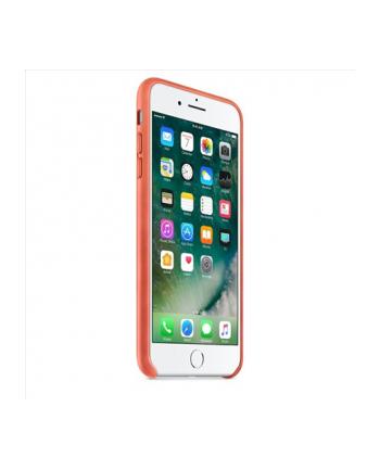 Apple iPhone 7 Plus Leather Case Geranium