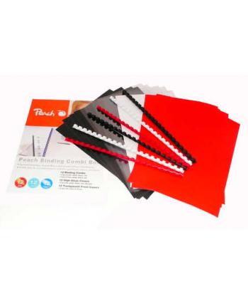 Peach Zestaw do bindowania grzebieniowego Combi Box PB100-14
