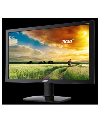 Monitor Acer KA220HQEbd 55cm (21.5'') Wide 5ms 100M:1 250nits LED DVI czarny Ace