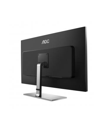 Monitor AOC U3277FWQ 31,5inch AMVA UltraHD D-Sub DVI HDMI