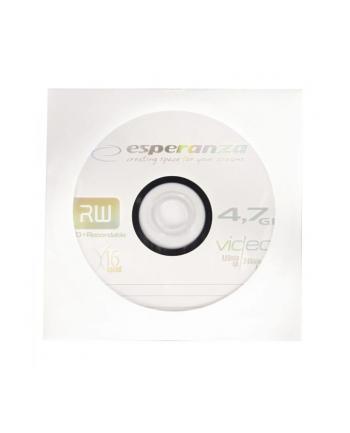 DVD+R ESPERANZA [ envelope 1 | 4.7GB | 16x ] - carton 500pcs