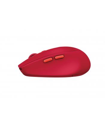 Logitech® Mysz Bezprzewodowa M590 Multi-Device Silent - Ruby - EMEA