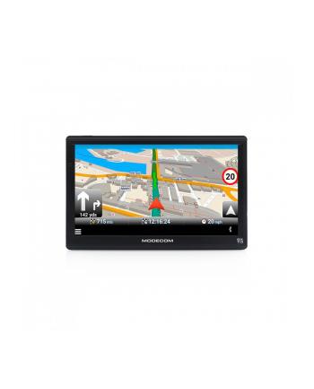MODECOM Nawigacja Samochodowa GPS FreeWAY SX 7.0 + MapFactor Europe map