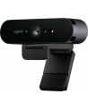 Kamera internetowa Logitech webcam BRIO Brio Ultra HD Pro 4K 960-001106 - USB / obsługa funkcji Windows Hello - nr 115