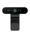 Kamera internetowa Logitech webcam BRIO Brio Ultra HD Pro 4K 960-001106 - USB / obsługa funkcji Windows Hello - nr 121