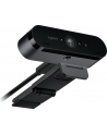 Kamera internetowa Logitech webcam BRIO Brio Ultra HD Pro 4K 960-001106 - USB / obsługa funkcji Windows Hello - nr 135
