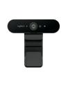 Kamera internetowa Logitech webcam BRIO Brio Ultra HD Pro 4K 960-001106 - USB / obsługa funkcji Windows Hello - nr 15