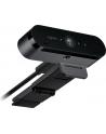 Kamera internetowa Logitech webcam BRIO Brio Ultra HD Pro 4K 960-001106 - USB / obsługa funkcji Windows Hello - nr 147