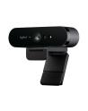 Kamera internetowa Logitech webcam BRIO Brio Ultra HD Pro 4K 960-001106 - USB / obsługa funkcji Windows Hello - nr 16