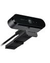Kamera internetowa Logitech webcam BRIO Brio Ultra HD Pro 4K 960-001106 - USB / obsługa funkcji Windows Hello - nr 155
